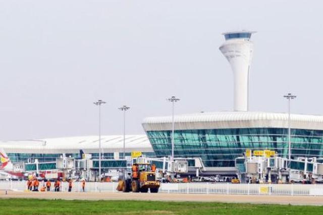 武汉天河机场一跑道启动改造 系24年来首次大修