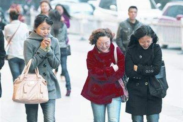 今晚起武汉将遭遇倒春寒天气 降温9℃局部有大雨