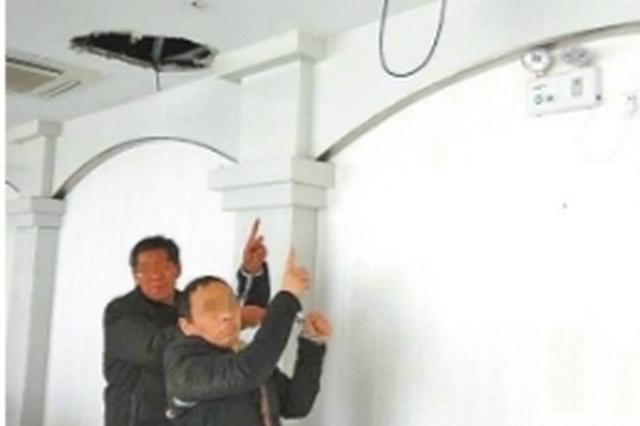 4名流浪人员因盗窃被抓 盗取工地物品价值达50万元