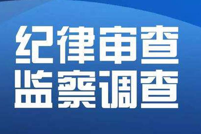 武汉市检察院监所处原处长张振国接受监察调查