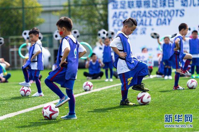"""武汉将打造全国一流足球之城 启动青训""""精英计划"""""""