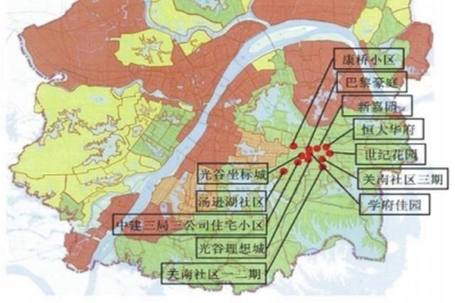 """武汉12个小区将""""海绵改造"""" 以后将再不怕积水"""
