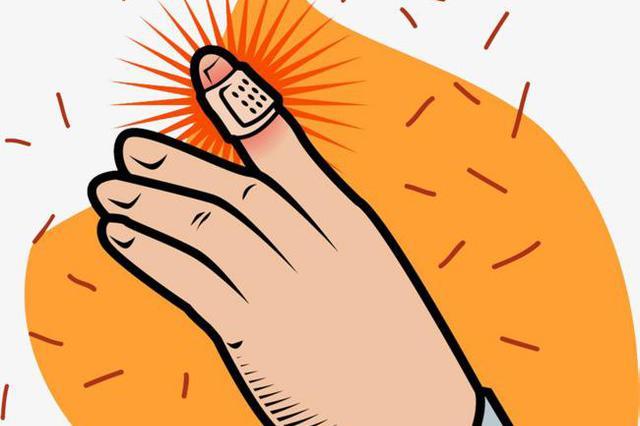 男子劝架被咬伤手指险截指 医生:尽快接种破伤风疫苗