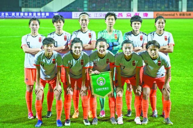 王霜秀全能王珊珊献绝杀 中国队登顶武汉国际女足赛