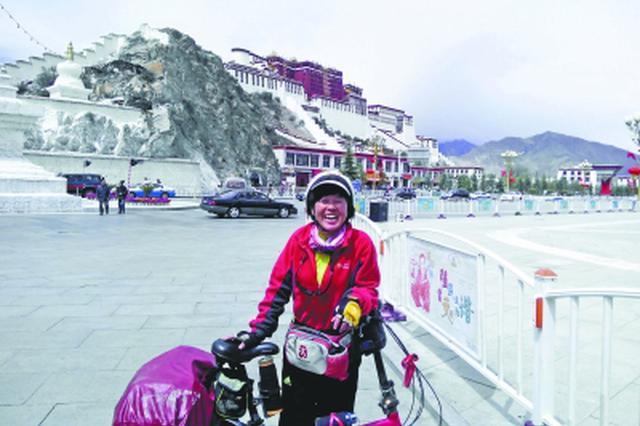 6人骑游队历时22天穿越5省 骑行1960公里去看油菜花