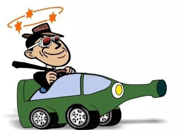 男子5000元买来一辆车 换来罚款7000元