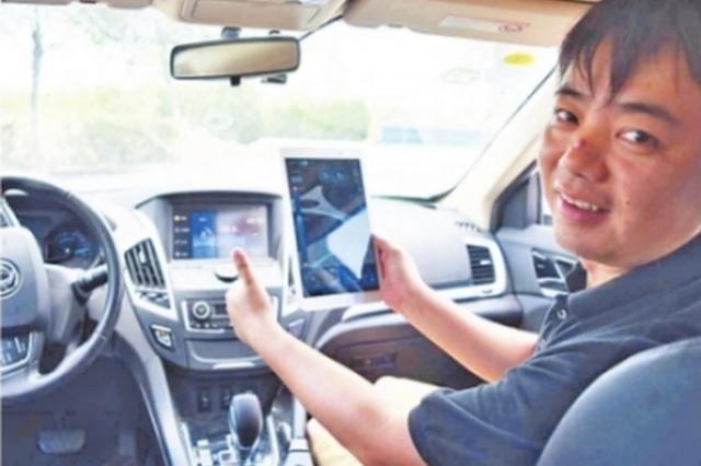 武汉创业团队研发出重卡无人驾驶编队技术
