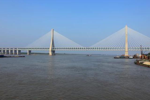天兴洲大桥将施工 三环线部分道路实行临时交通管理