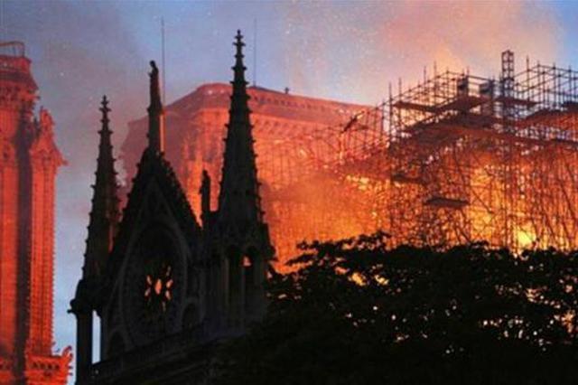 法国驻汉总领事通过新浪湖北发声:巴黎不会消逝 你将浴火重生