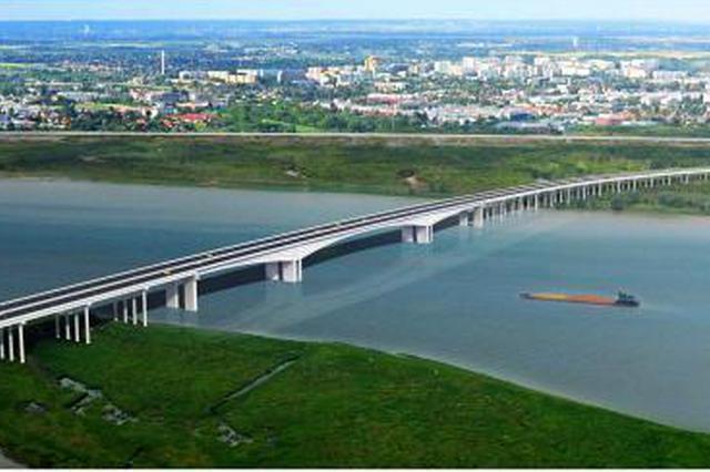 湖北宜城开建汉江二桥 建设工期为4年