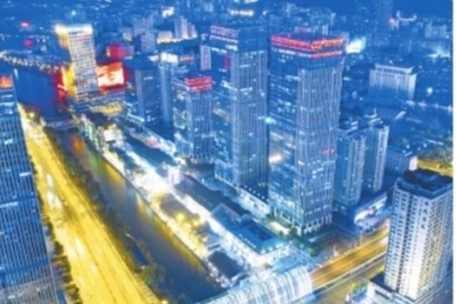 """城市太亮很难看到星空 武汉能否设""""黑天空保护区"""""""