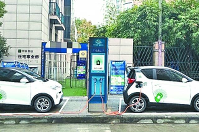 武汉已建充电站400座充电桩10万根 省内总量全国第5