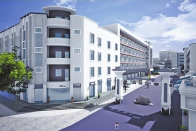 户部巷22日起封街75天改造 将再现古汉阳门繁华景象