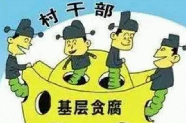 """襄阳34名村官连续8年套取粮食补贴款被""""一锅端"""""""