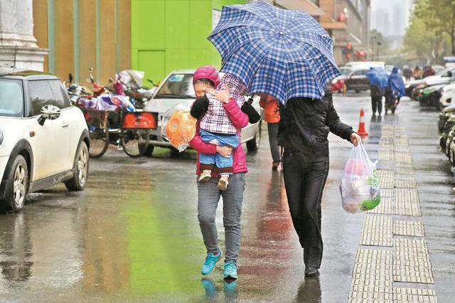 弱冷空气影响即将结束 武汉下周转晴升温