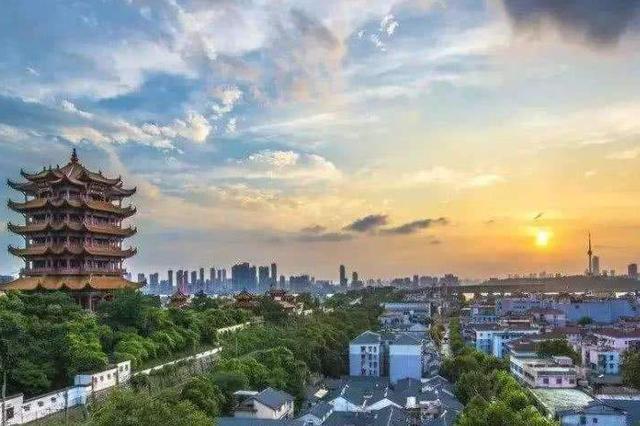今起三天武汉雨转晴 气温向30℃靠近