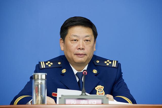 张春阳任湖北省消防救援总队党委书记、政委