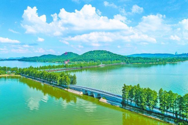 """东湖获评""""长江经济带最美湖泊"""" 全国共8个湖泊入选"""