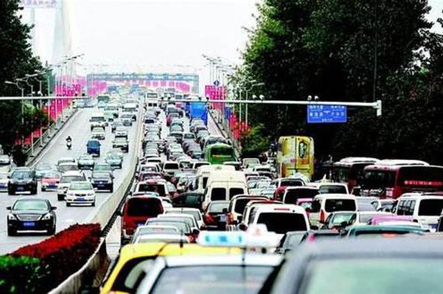 武汉机动车保有量322.5万辆 今年建设20万个停车位