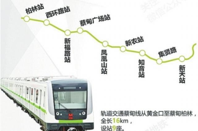 直通柏林!武汉这条地铁年内开通 网友:站名太霸气了