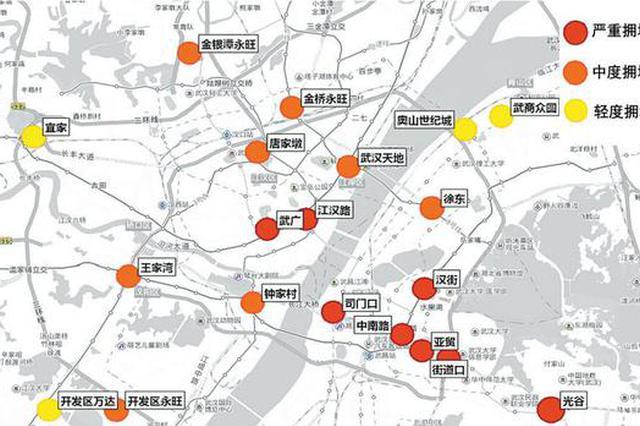 五一期间怎么走?武汉交警发布热门路段绕行建议
