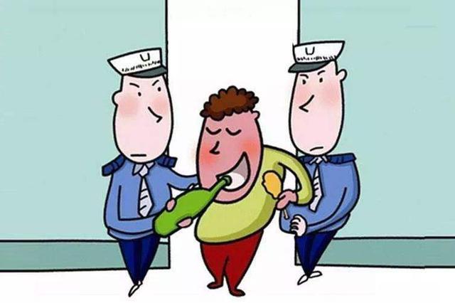 男子火车上醉酒滋事 还阻碍乘警执法被拘留20日