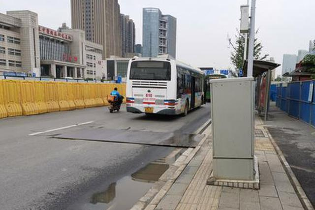 记者调查:武汉盲道被占屡见不鲜 无障碍设施仍需完善