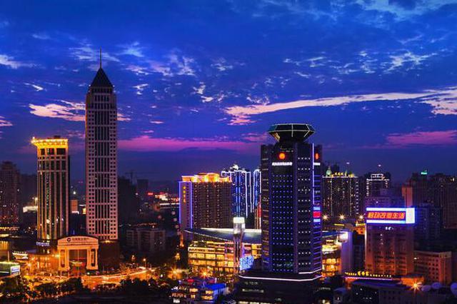 数字化一带一路最具潜力中国城市:武汉上榜前十城