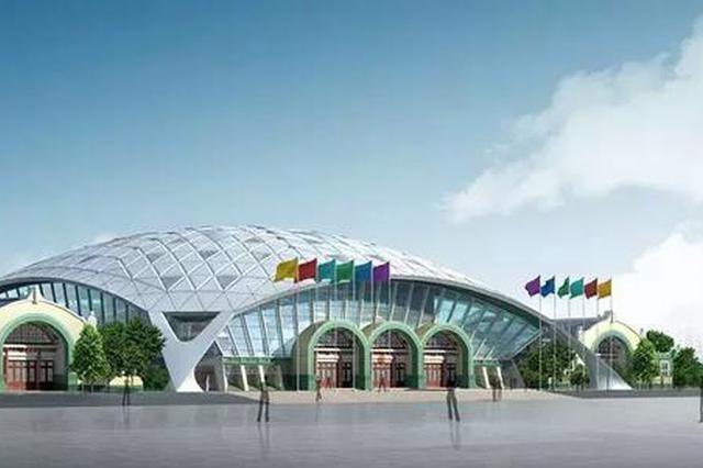 第七届世界军人运动会九成场馆已竣工