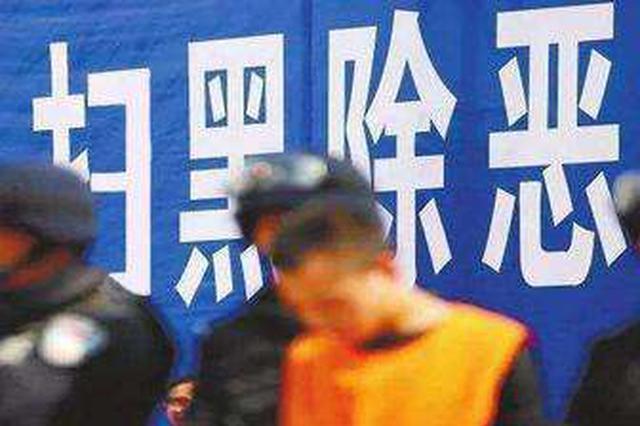 湖北1-4月查处涉黑涉恶腐败和保护伞问题209件