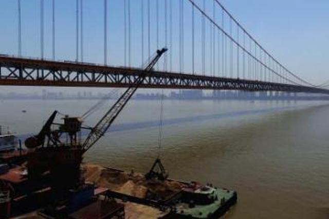 杨泗港长江大桥将于9月底通车 是武汉第十座长江大桥