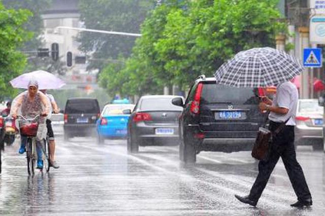 今年最强降雨今晚杀到湖北 这几地雨最大