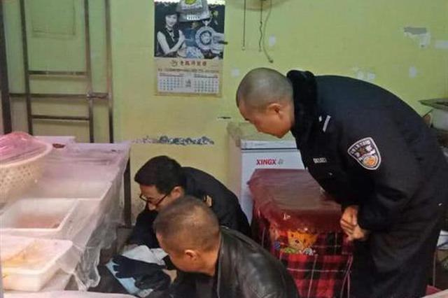 湖北8人聚餐后被警方怀疑吸毒 原来是卤菜馆有猫腻