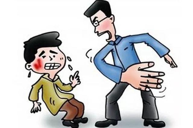 湖北丹江口一男子因殴打三岁幼童被警方拘留