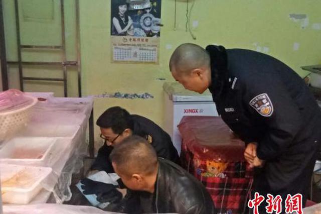 湖北一卤菜店老板在菜中掺入罂粟粉被警方查处