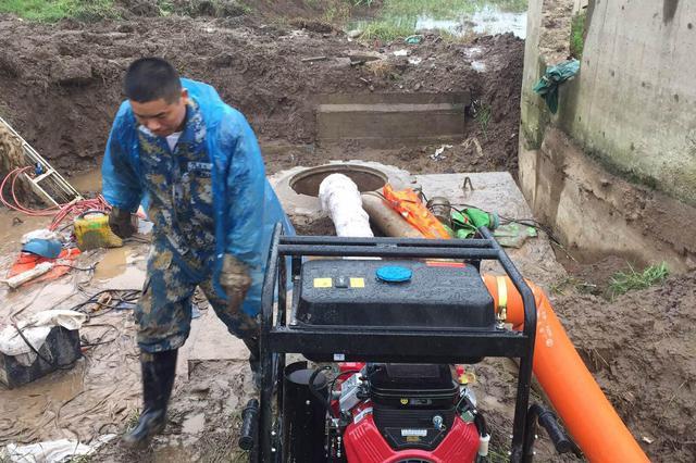 武汉黄陂南部地区已陆续恢复供水