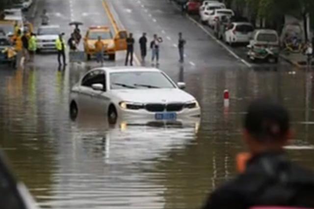央视聚焦武汉:海绵城市,如何破解城市内涝?