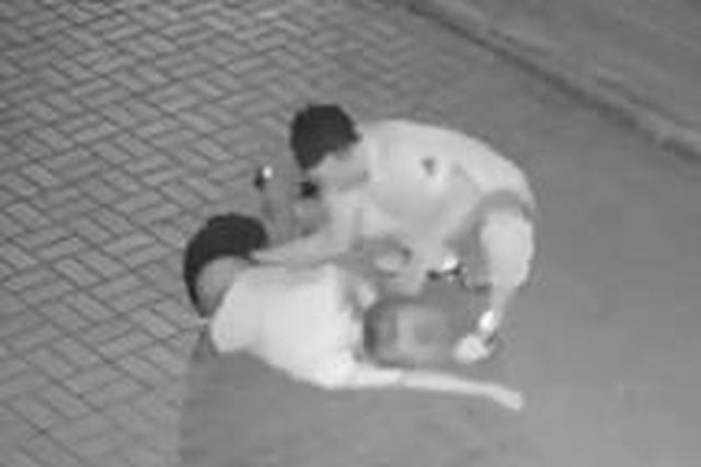 深夜暴打女子案嫌犯被抓:酒后对女子施暴并猥亵