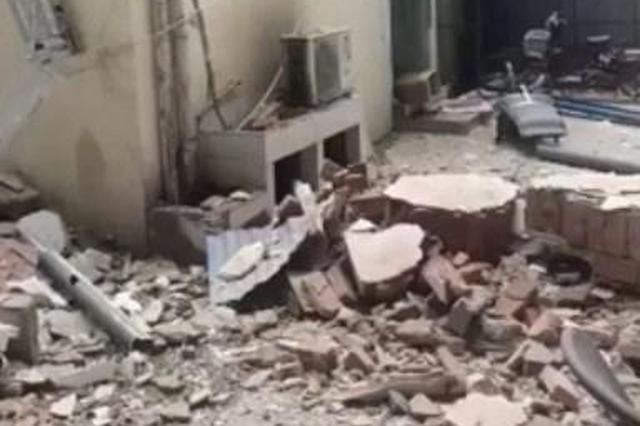 7天酒店回应武汉酒店坍塌:事故大楼正整体拆除