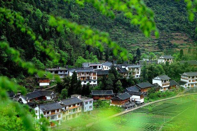 湖北在长江经济带沿线规划1000个美丽乡村示范村