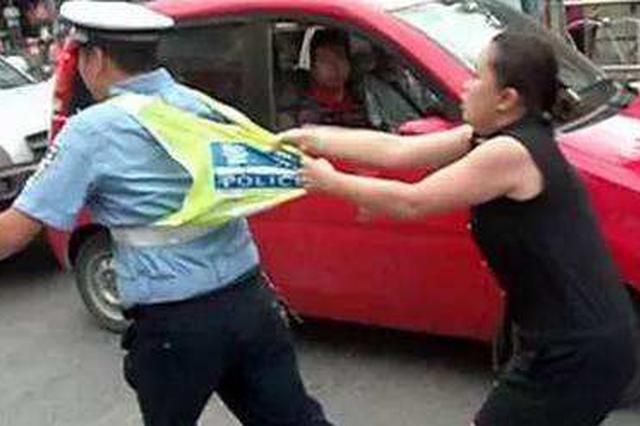湖北上半年查处555起侵犯民警执法权威案(事)件