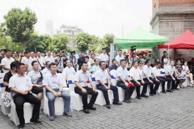 中国电信在江汉启动5G科普社区行巡展活动