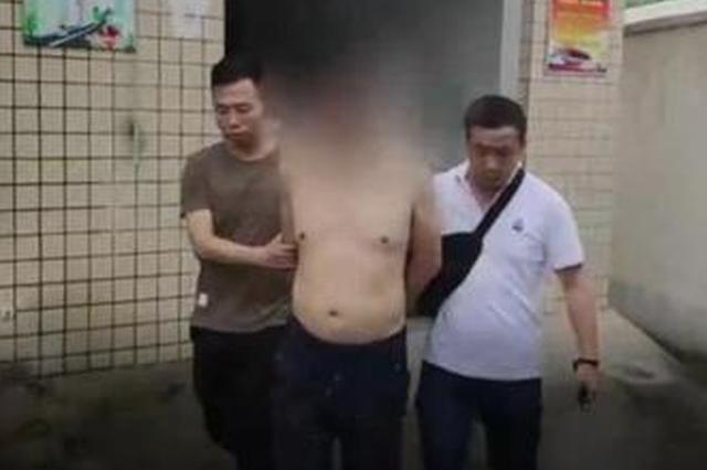 武汉14岁少女遭劫杀 民警追凶21年抓获嫌犯