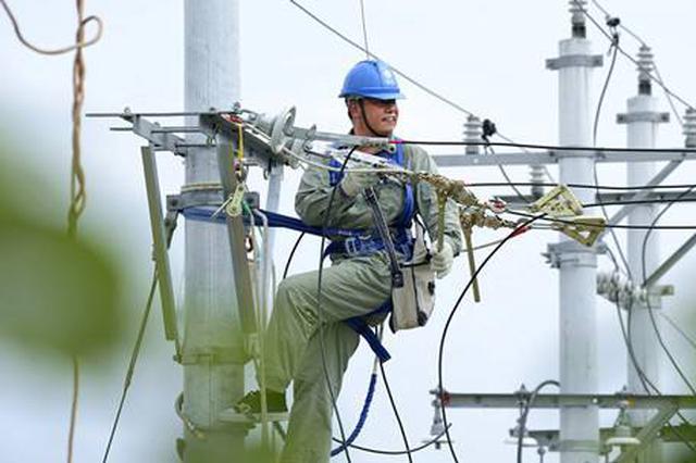 空调用电占40% 湖北5地市用电负