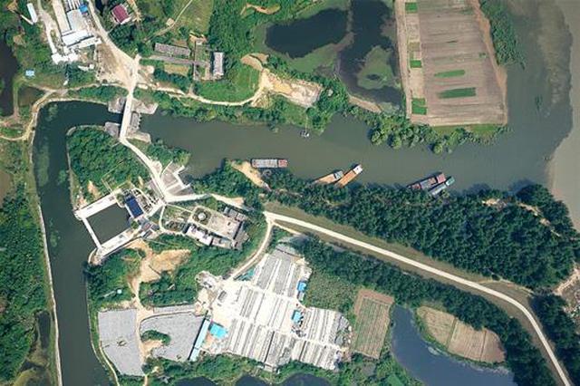 航摄18.52万张照片 湖北完成长江入河排污口航测
