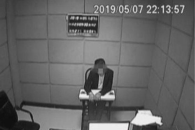 鄂州一男子诈骗钱财被抓 警方追回10万元损失