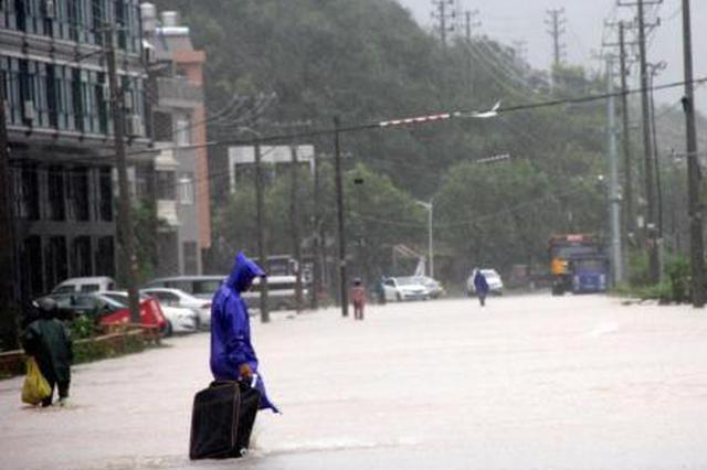 """台风""""利奇马""""造成417万人受灾 国家防总部署防范工作"""