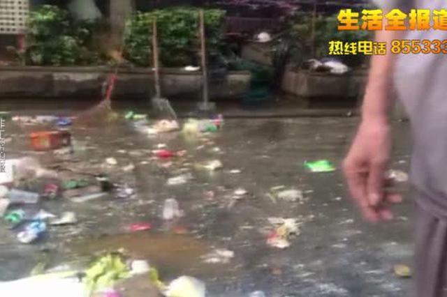 武汉一地居民一年到头不敢开窗 买菜都得带口罩