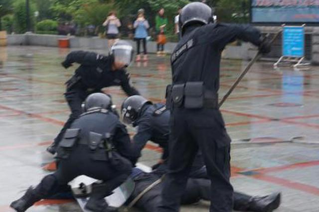 公安部:8类严重暴力犯罪案件连续多年下降