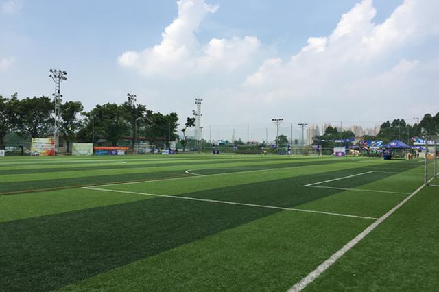 武汉200个社区足球场地9月底前投入使用